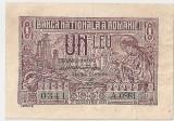 ROMANIA 1 LEU 1938 VF