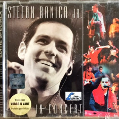 Stefan Banica Jr. - In concert (1 CD)