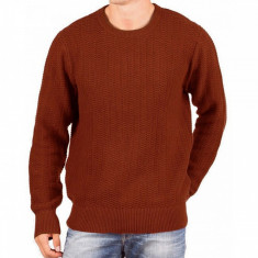Pulover Tommy Hilfiger Premium Cotton Sammy | Pulover Barbati | 100% Autentic, Marime: S, Culoare: Din imagine, La baza gatului, Bumbac