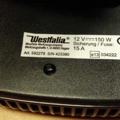 Aeroterma - Ventilator Auto 12V Westfalia 150 Watt