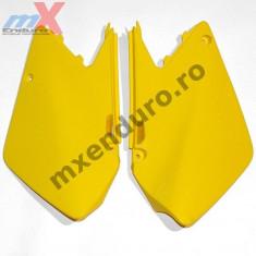 MXE Laterale spate galbene, Suzuki RM 125+250/01-02 Cod Produs: UF3988102AU - Brat - Bascula Moto