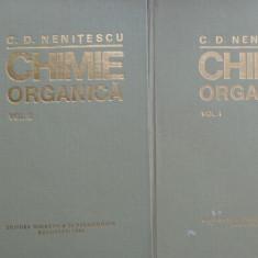 Chimie organica 2 vol./1980pag/an1980/ - Nenitescu