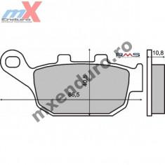 MXE Placute frana spate standard Honda Cod Produs: 225102610RM - Placute frana spate Moto