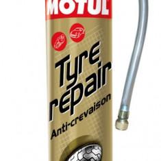 MXE Motul Tyre Repair - spray pentru reparat pana roata Cod Produs: 102990 - Ulei relaxare