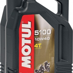 MXE Ulei Motul 5100 4T 10W40 4L Cod Produs: 104068 - Ulei relaxare
