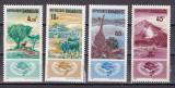 Rwanda  1965  fauna  natura  MI 125-128  MNH  w44