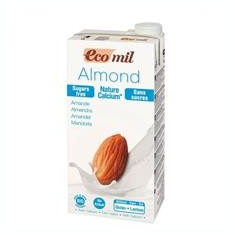Bautura Bio de Migdale cu Calciu fara Zaharuri Ecomil Pronat 1L Cod: bg253107