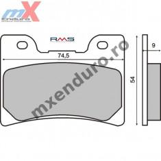 MXE Placute frana fata sinter Yamaha TDM850/AN 96-01 Cod Produs: 225101092RM - Placute frana spate Moto