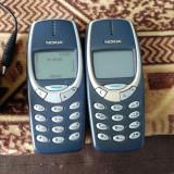 Nokia 3310 colectie nostalgici 2XBUC PACHET problema semnal AKM ul telefoanelor