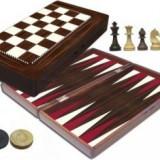 Joc Table Profesionale din Lemn Lacuit marime mare 50 x 50 cm