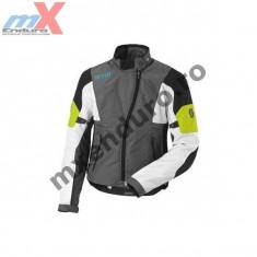 MXE Geaca dama Scott Blouson Technit TP culoare gri/verde Cod Produs: 227475 - Piulita ghidon Moto