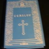 CEASLOV-TIPARIT CU APROBAREA I.P.SF, JUSTINIAN, PATRIOARHUL BOR-1993-705 PG A 4- - Carti bisericesti
