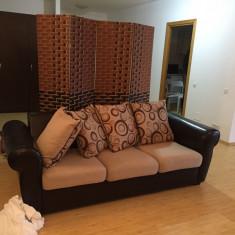 Vand canapea 3 locuri, extensibila, de la Mobexpert