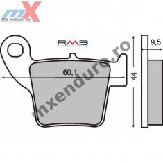 MXE Placute frana spate sinter Honda Cod Produs: 225100662RM - Placute frana spate Moto