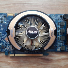 Vand GeForce 8800GT de 1GB pe 256 biti la 100lei transp gratuit - Placa video PC Asus, PCI Express, nVidia