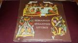 DISC VINIL  ROMANIAN BYZANTINE LITURGY DUBLU