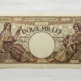 2000 LEI 1941-18 NOIEMBRIE-AUNC+++ - Bancnota romaneasca