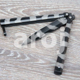 Cutit. Briceag fluture butterfly balisong Stainless Steel