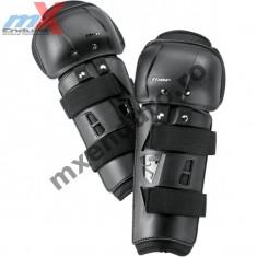 MXE Protectie genunchi copii Thor Sector, culoare neagra Cod Produs: 27040083PE