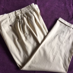 Pantaloni barbati CANALI, mas. 52, Culoare: Din imagine, Lungi, Bumbac
