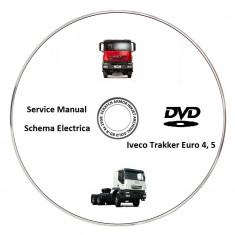 Iveco Trakker Euro 4, 5 - Service Manual, Schema Electrica - Manual auto