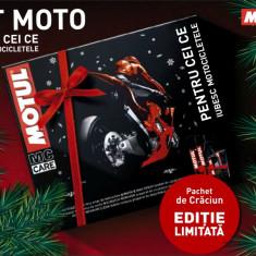 MBS Set Motul moto, Cod Produs: MOTOPROMO1 - Ulei motor Moto