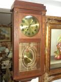 Ceas de perete,pendula antica Junghans perioada anilor 1900 Art-Deco