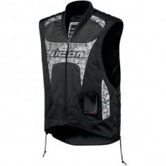 MXE Vesta moto Icon Interceptor, negru Cod Produs: 28300184PE - Imbracaminte moto