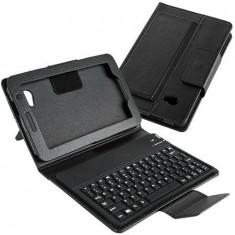 HUSA CU TASTATURA BLUETOOTH PENTRU TABLETE 7 - Husa tableta cu tastatura