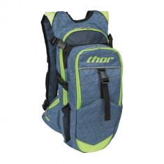 MXE Rucsac Thor Hydrant 3L culoare Otel/Verde Fluorescent Cod Produs: 35190034PE - Rucsac moto