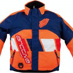 MXE Geaca Copii Arctiva Snowmobil Comp Bleumarin/Portocaliu Cod Produs: 31220315PE