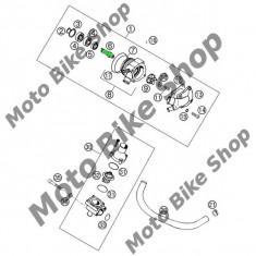MBS Ax pompa apa KTM 620 LC4/EXC/SX 640 LC4/Duke, Cod Produs: 54435010000KT - Ax pompa apa Moto