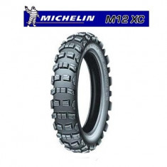 MXE Anvelopa Spate Michelin Starcross HP4 M12 XC 130/80‑18 NHS TT Motocross Cod Produs: 03130223PE - Furtune racire Moto