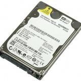 Hard disk laptop WD Scorpio Blue WD3200BEVT 320GB, 5400rpm, 8 MB, SATA 2 - HDD laptop