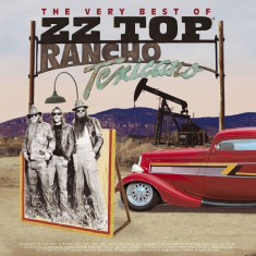 ZZ TOP Rancho Texicano The Very Best Of ZZ Top (2cd)