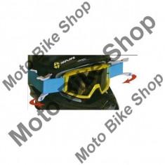 MBS Sistem de aerisire Airflaps pentru ochelari, alb, Cod Produs: AIRFLAPSAU - Ochelari moto