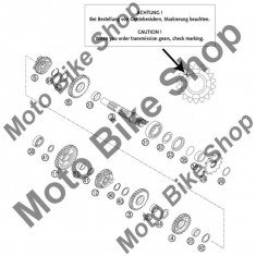 MBS Siguranta DIN0471-25X1, 64SD KTM 125 EXC Europe 2001 #28, Cod Produs: 52033096000KT - Sigurante Moto