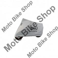 MBS Prelata moto impermeabila Louis Light, XL-XXL, A: 220 cm, B: 140 cm, C: 95 cm, D: 75 cm, E: 60 cm, Cod Produs: 10009599LO - Husa moto