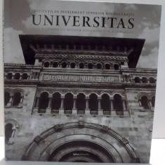 INSTITUTII DE INVATAMANT SUPERIOR DIN BUCURESTI, UNIVERSITAS de BRUNO ANDRESOIU, ADRIAN CIOCAZANU - Carte Arhitectura