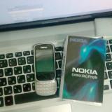Vand nokia 6303 impecabil, ca NOU !! - Telefon mobil Nokia 6300, Argintiu, Neblocat