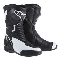 MXE Cizme moto fete Alpinestars Stella S-MX6, negru/alb Cod Produs: 22231141237AU
