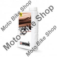 MBS Ulei moto 2T Ipone Self Oil Sintetic - JASO FC - API TC, 2L, Cod Produs: 800379IP - Ulei motor Moto