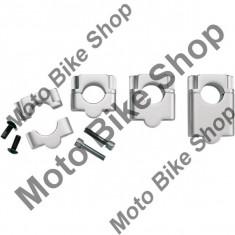 MBS Inaltator ghidon universal, 22 la 28, 6mm, +30mm, Moose Racing, Cod Produs: 06030343PE - Adaptor pipa ghidon