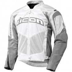 MXE Geaca moto strada Icon Contra, alb Cod Produs: 28201659PE - Imbracaminte moto