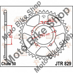 MBS Pinion spate 43T 530 JT Sprockets, Cod Produs: JTR82943PE - Pinioane transmisie Moto