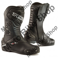 MBS Ghete moto Tcx Racing S-Sporttour Evo, negru, 43, Cod Produs: XS761543AU - Cizme Moto