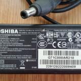 Incarcator alimentator laptop Toshiba 19V 2.37A 45W mufa 5.5x2.5mm - Incarcator Laptop