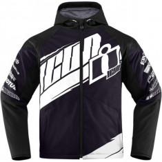 MXE Geaca textil moto Icon Team Merc, negru Cod Produs: 28203318PE - Imbracaminte moto