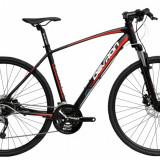 "Bicicleta Devron Urbio K3.8 L - 520/20, 5"" Speed BlackPB Cod:216KM385243 - Bicicleta Cross"