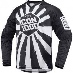 MXE Tricou moto Icon 1000 JackKnife, negru/alb Cod Produs: 29103427PE - Imbracaminte moto